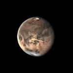 火星の砂嵐
